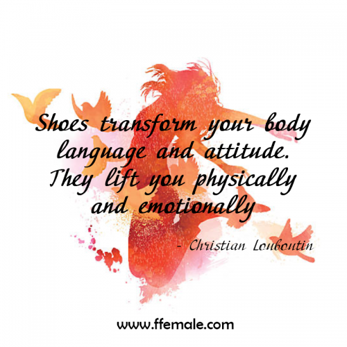 Christian Louboutin, Fashion and Style Inspirational Quotes