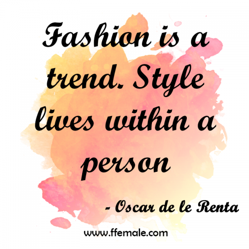 Inspirational Fashion Quotes of All Time