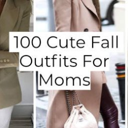 Cute Fall Outfits For Moms -