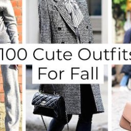 Cute Outfits For Fall -