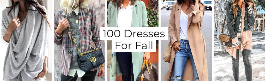 Dresses For Fall -