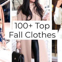 + Top Fall Clothes -