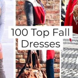 Top Fall Dresses -
