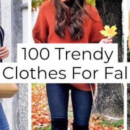 Trendy Clothes For Fall -