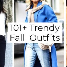 + Trendy Fall Outfits -