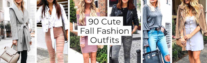 Cute Fall Fashion Outfits -