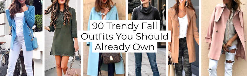 Trendy Fall Outfits You Should Already Own -