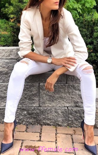 Adorable And Perfect Autumn Outfit Idea - charming, cute, outerwear, trendy