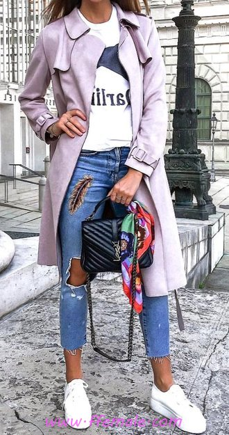 Adorable And Relaxed Autumn Look - trendsetter, graceful, wearing, cool