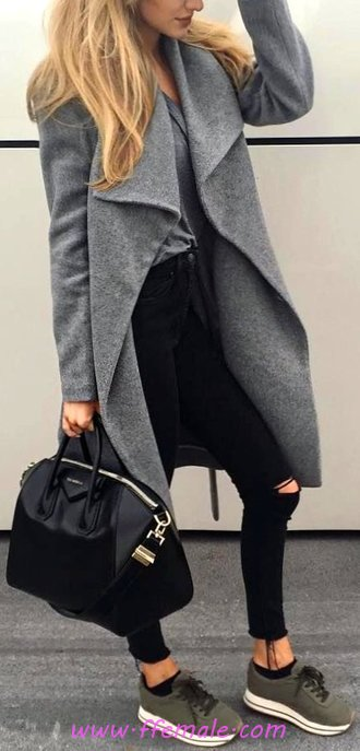 Adorable And Simple Fall Wardrobe - street, flashy, styleaddict, charming