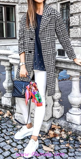 Adorable And So Pretty Fall Look - thecollection, women, modern