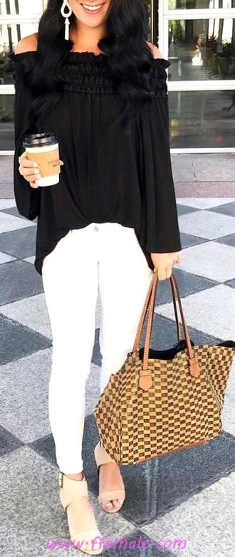 Adorable And So Relaxed Fall Look - lifestyle, wearing, fashionmodel, graceful