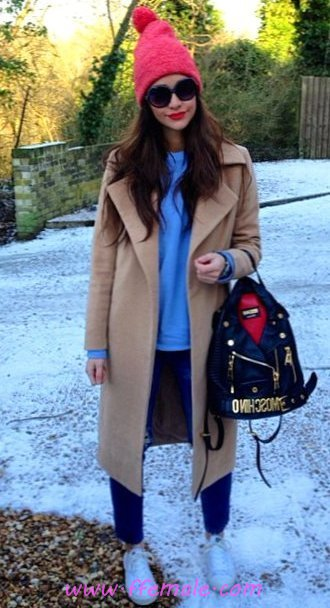 Adorable And So Trendy Fall Look - flashy, clothes, charming, outfits