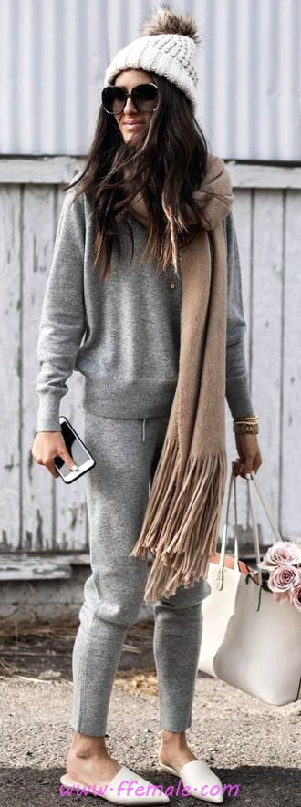Adorable And Super Fall Look - outfits, model, getthelook, charming