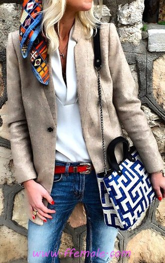 Adorable And Top Fall Wardrobe - adorable, modern, street, model