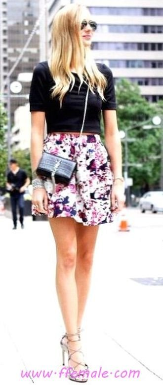 Adorable and hot outfit idea - outfits , printed