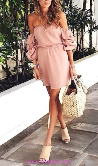 Adorable and perfect wardrobe - fashion, offshoulder