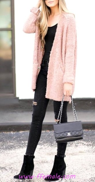 Attractive And Hot Fall Look - trendy, sweet, cute