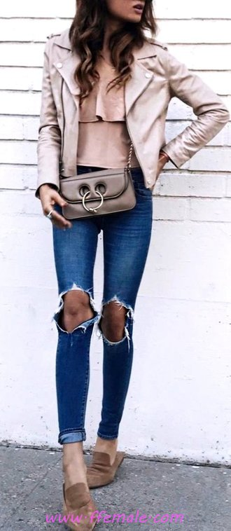 Attractive And Relaxed Look - thecollection, cute, stylish, attractive