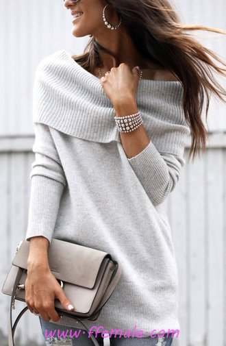 Attractive And So Perfect Fall Outfit Idea - ideas, graceful, women, street
