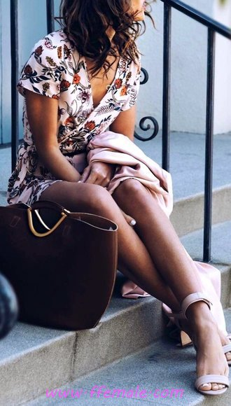 Attractive And Super Autumn Look - dressy, adorable, sweet, clothing