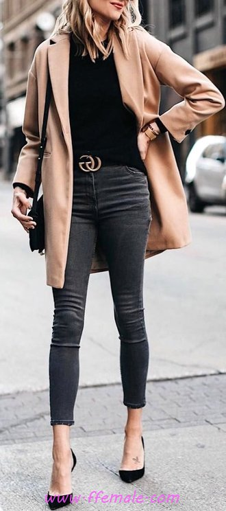 Attractive And Super Fall Outfit Idea - fancy, ideas, popular, styleaddict