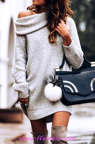 Attractive And Super Outfit Idea - outerwear, fancy, trendsetter