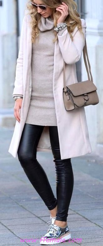 Attractive And Wonderful Autumn Inspiration Idea - outerwear, modern, trendy, charming