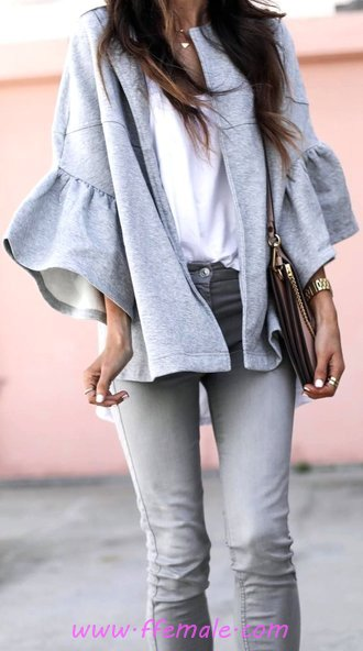 Attractive & Relaxed Autumn Wardrobe - graceful, outfits, female, charming