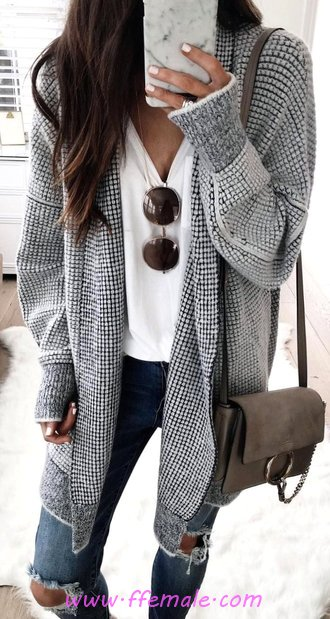 Attractive & Relaxed Fall Look - cute, clothing, adorable, street