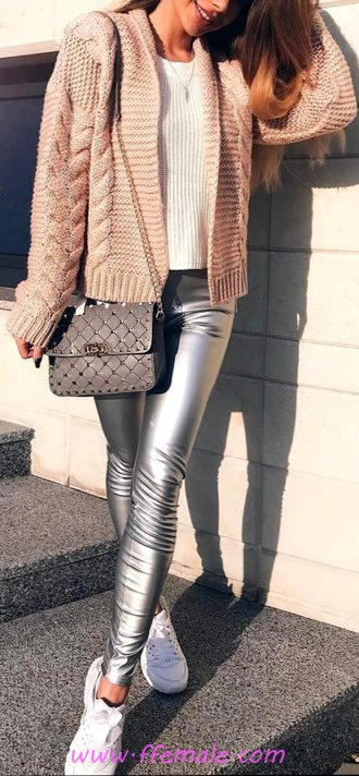 Awesome And Handsome Autumn Look - modern, posing, trending