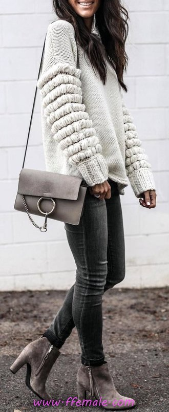 Awesome And Lovely Autumn Look - street, clothes, lifestyle, modern