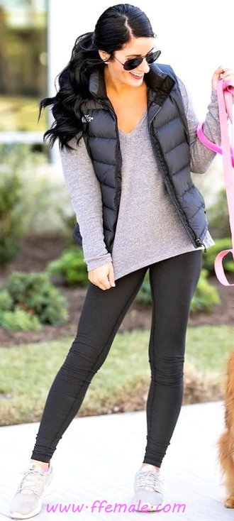 Awesome And Lovely Autumn Wardrobe - adorable, wearing, cute, trendsetter