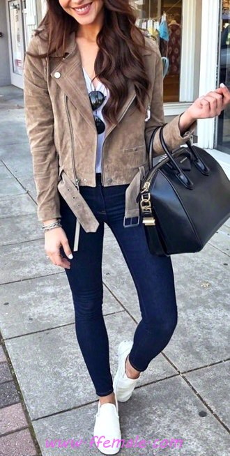 Awesome And Lovely Fall Wardrobe - trendy, street, adorable, graceful