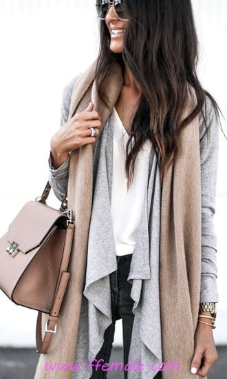 Awesome And Relaxed Outfit Idea - lifestyle, street, clothes, graceful