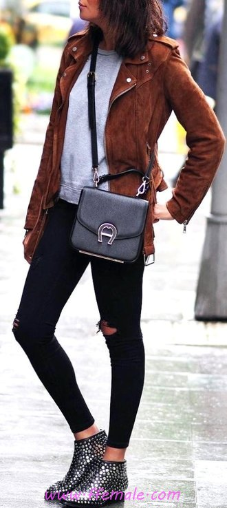 Awesome And So Pretty Fall Look - adorable, getthelook, wearing, trendsetter
