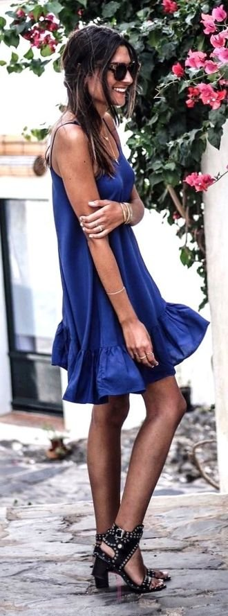 Awesome and graceful summer look