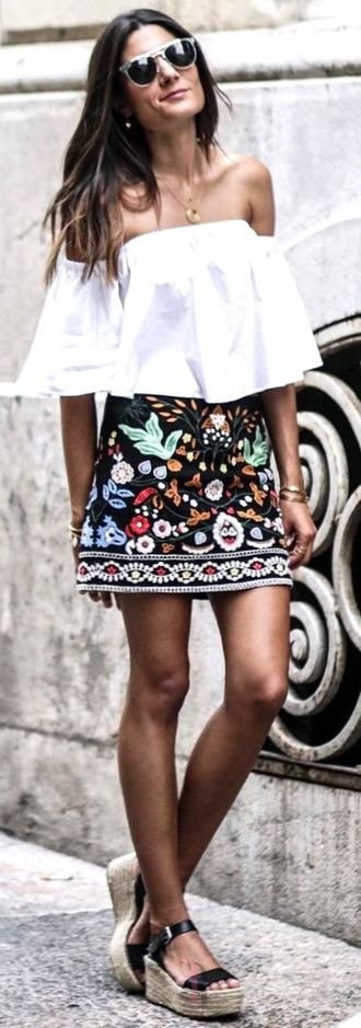 Awesome and inspirational summer outfit ideas
