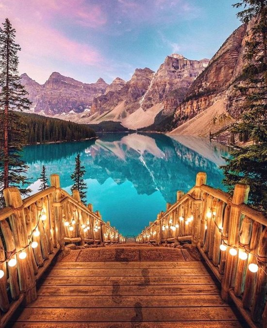 Banff Alberta - places, theworld, visit, destinations, holiday
