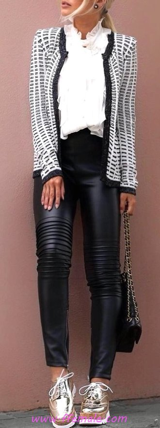 Beautiful And Lovely Autumn Outfit Idea - posing, modern, clothing, inspiration