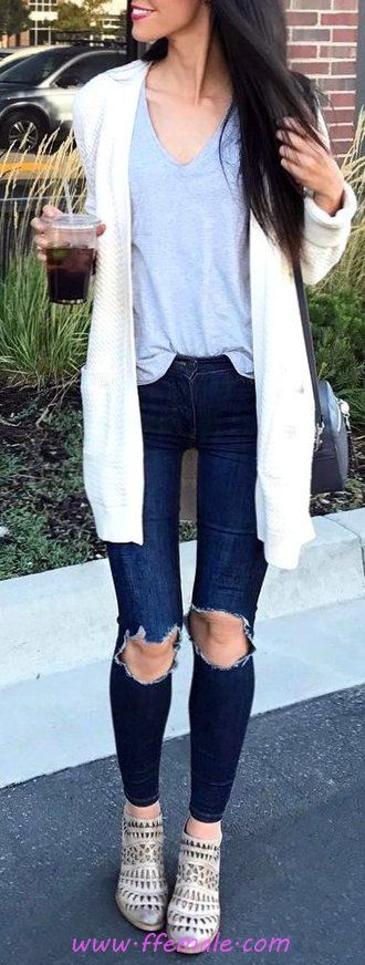 Beautiful And Relaxed Outfit Idea - fashionable, fancy, sweet, lifestyle