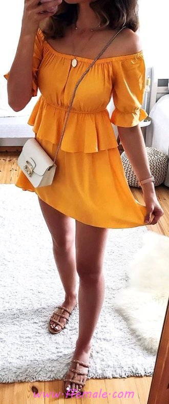 Beautiful And Simple Outfit Idea - posing, inspiration, flashy, fashionable