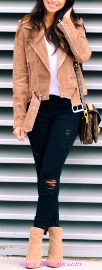 Beautiful And Top Autumn Outfit Idea - fancy, charming, photoshoot, fashionista