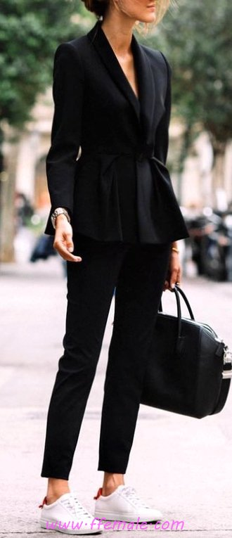 Beautiful & Handsome Fall Outfit Idea - inspiration, women, graceful, sweet