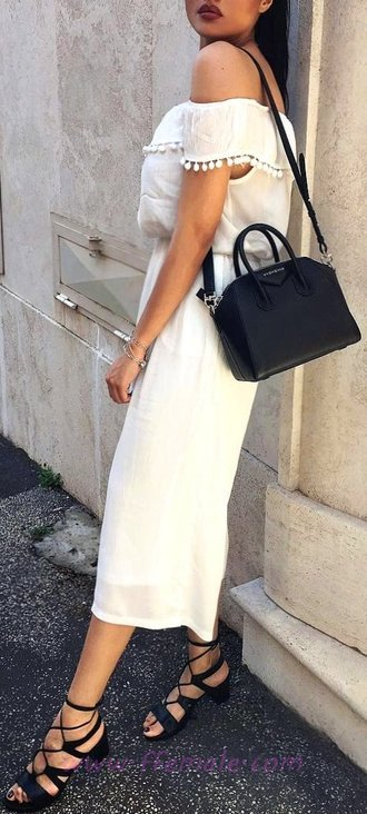 Best Furnished And Pretty Outfit Idea - adorable, street, women, graceful