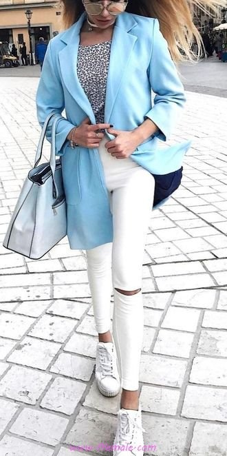 Best attractive and perfect look - fashion, blue