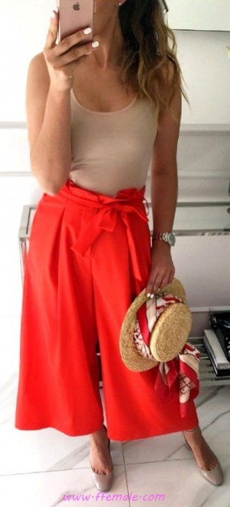 Best awesome and top inspiration idea - tanktop, hat, dress, attractive, lifestyle, red