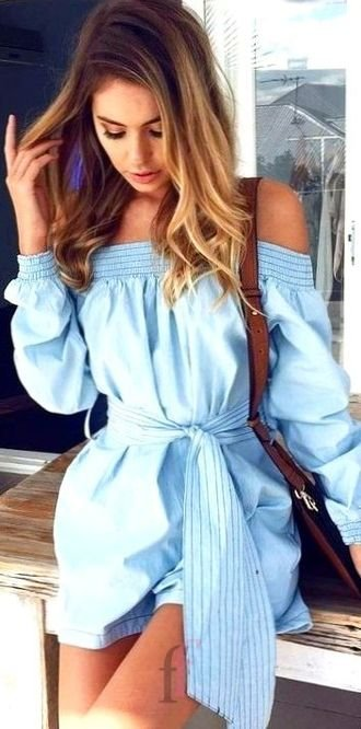 Best awesome and wonderful wardrobe - outfits, blue