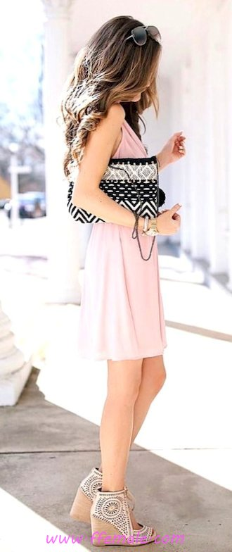 Best elegant and cute inspiration idea - women, dressy, sweet, attractive