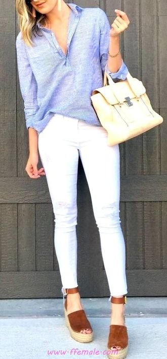 Best fashionable and trendy wardrobe - outfits, denim